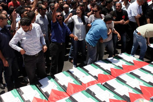 aa picture 20140723 2869357 web?itokV4qG3AT8 - West  Bank  Clashes  As  Gaza  Solidarity  Stepped UP