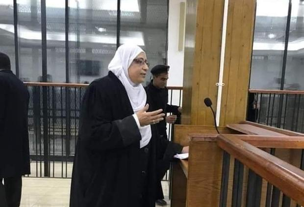 Egyptian security forces arrest seven female rights activists and lawyers
