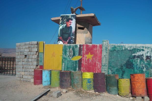 Sinjar's Yazidi forces gear up for threatened Turkish invasion