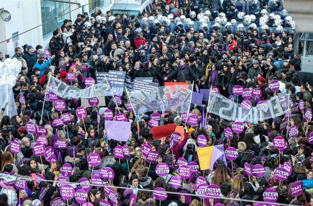 'We will be heard': How the women of Turkey are fighting for their rights