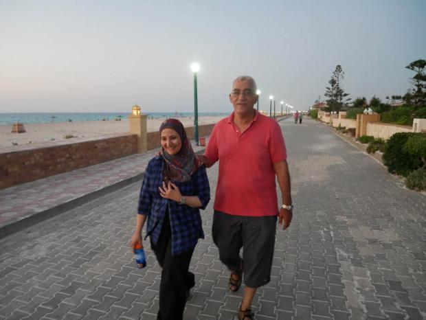 US must stand up for my parents, trapped in Egypt's prison system