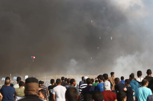 Two Palestinians killed by Israeli forces in Gaza