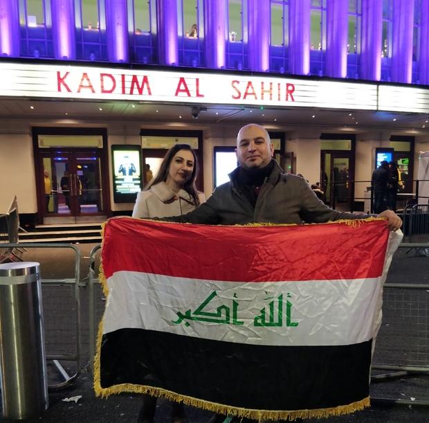 Kadim el-Sahir: How the Caesar of Arabic song wowed London