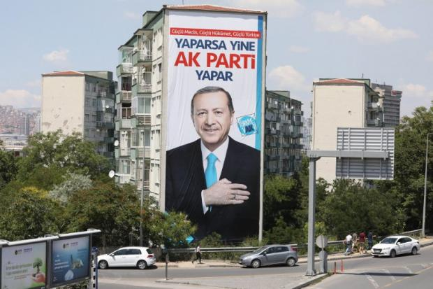 It is impossible to guess what Turkey will wake up to on morning of 25 June