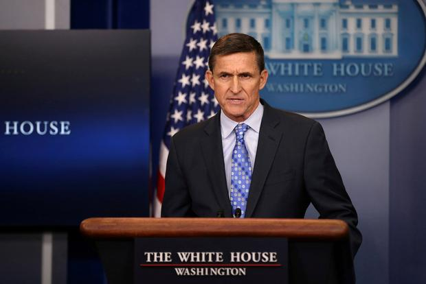 Flynn served as Donald Trump's national security adviser in the first weeks of his presidency