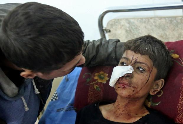 Assad negotiators arrive at Syria peace talks