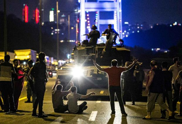 Turkey and the coup attempt: How it changed the country's behaviour