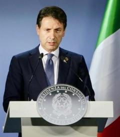 Five European countries agree to take in stranded migrants: Italy PM