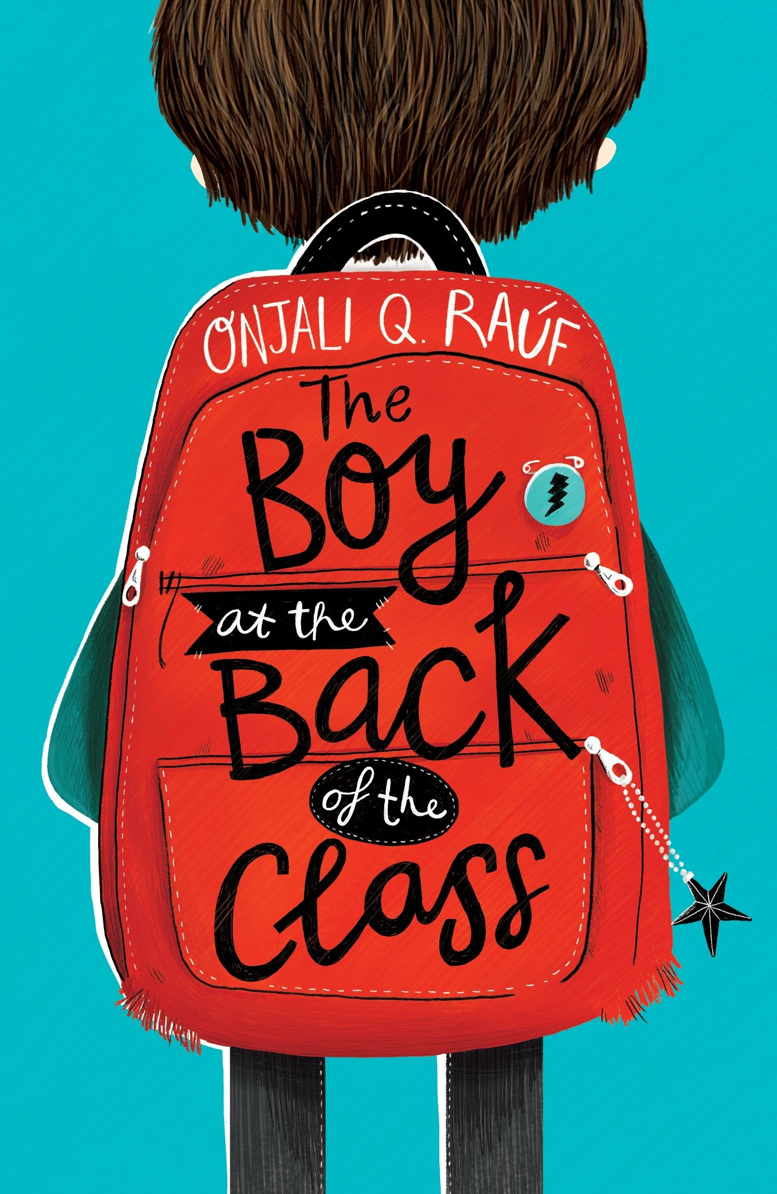 The Boy at the Back of the Class is published by Orion Children's Books