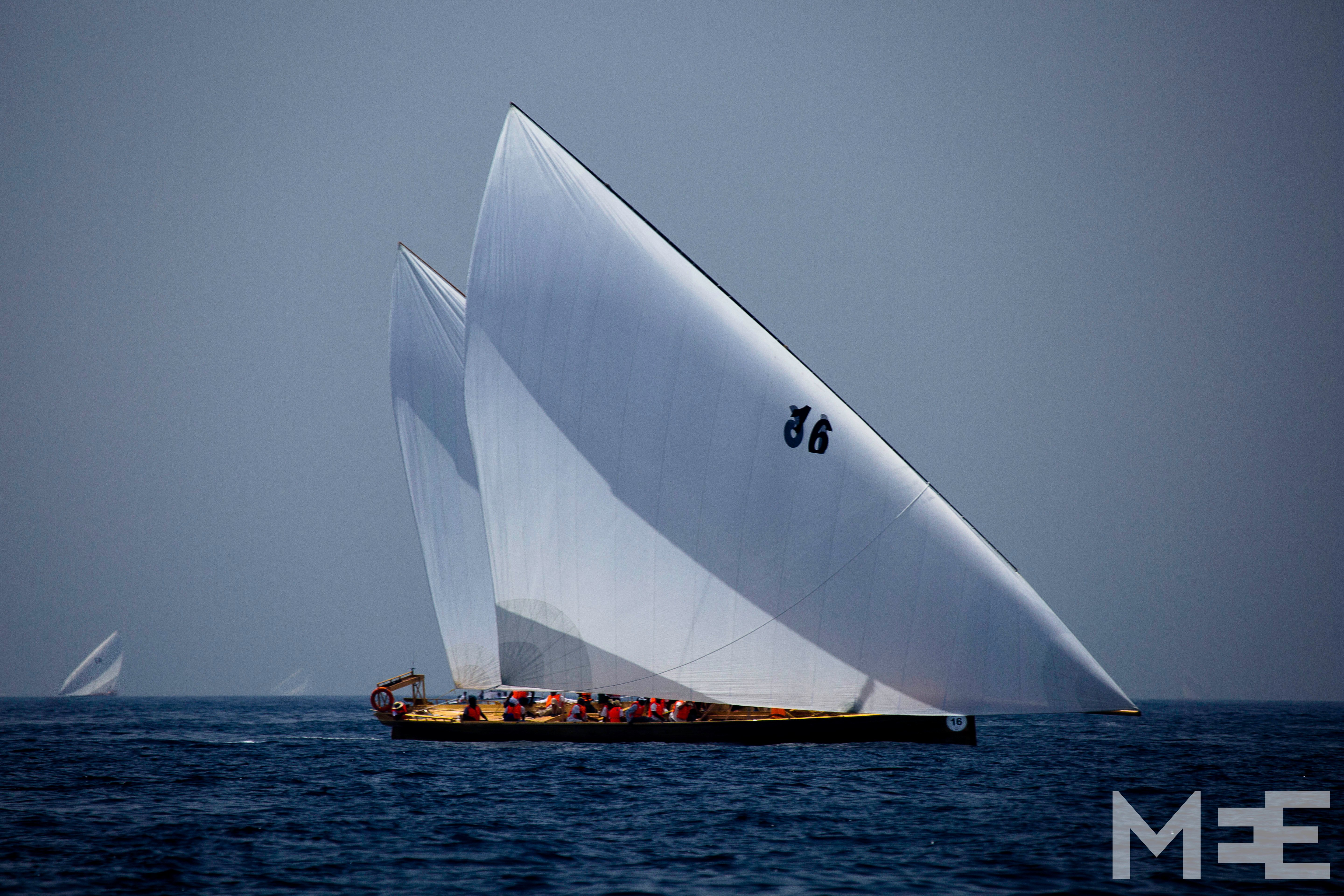 Adrift On A Sea Of Chance Boat Race Lesson In UAE History