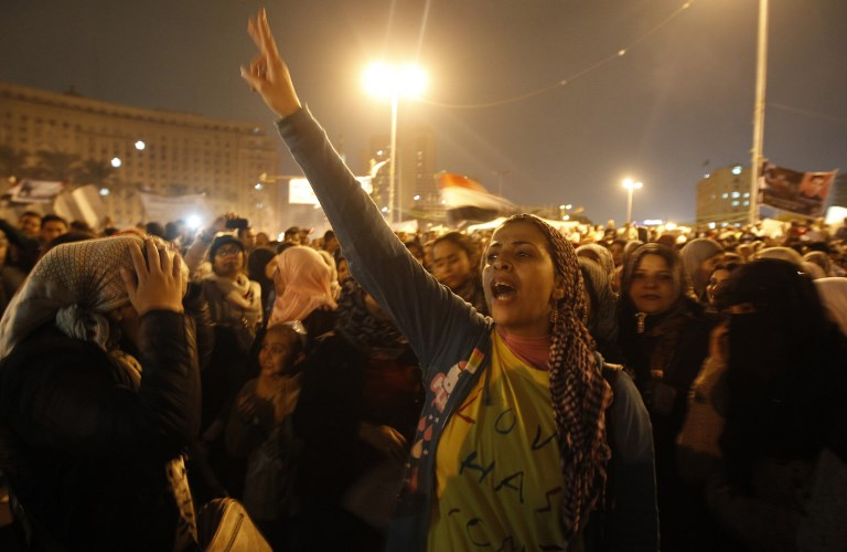 Women in Tahrir